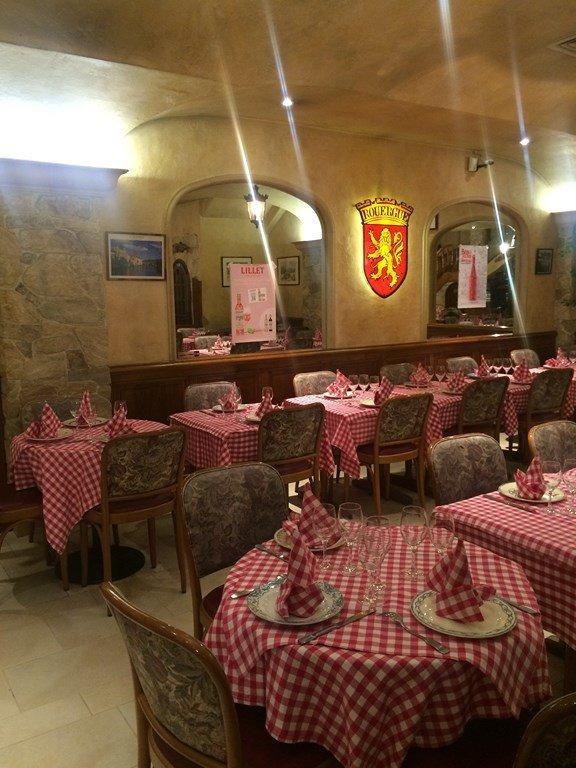 Restaurant Paris L'Auberge Aveyronnaise