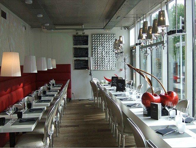 Restaurant Lambersart La Table du Colysée