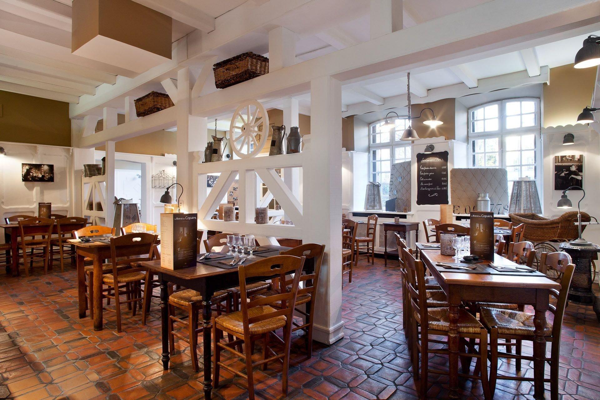 Restaurant Strasbourg Le Bistrot des Copains
