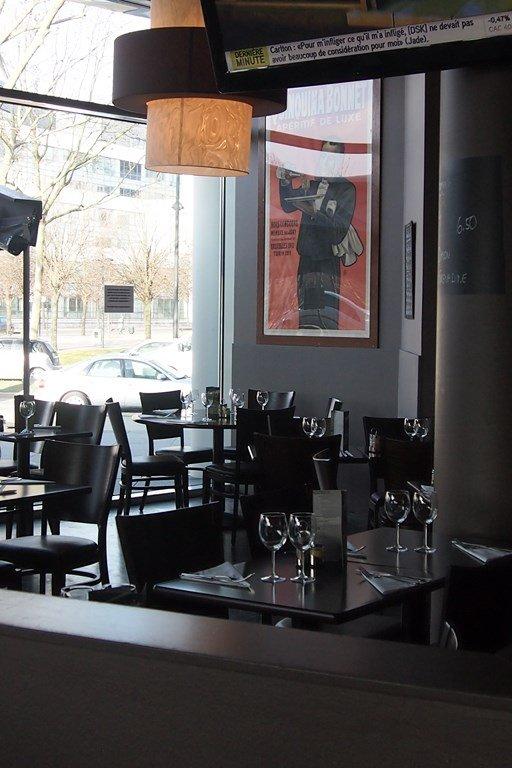 Repas entreprise dans une charmante brasserie près du Stade de France restaurant groupe Saint-Denis 93