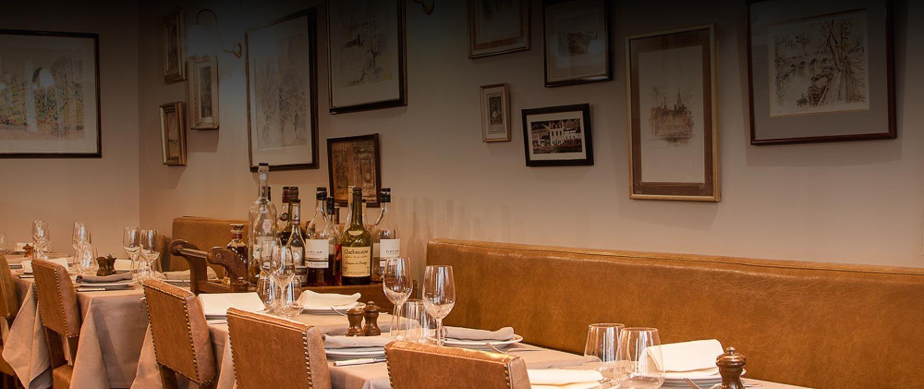 Restaurant Paris Gaspard de la Nuit