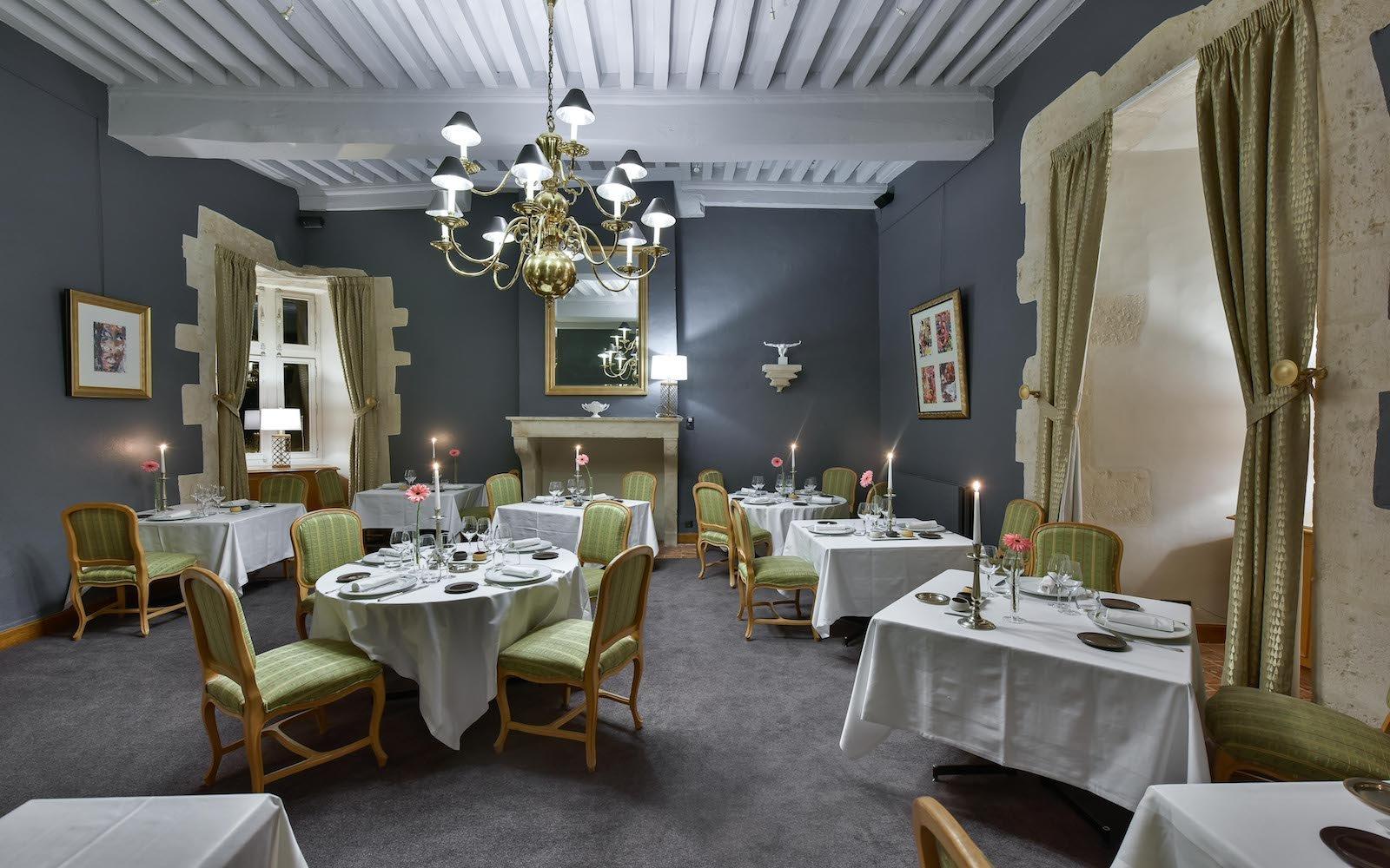 Restaurant Pouilly en Auxois L'Armançon, Hotel Golf Château de Chailly