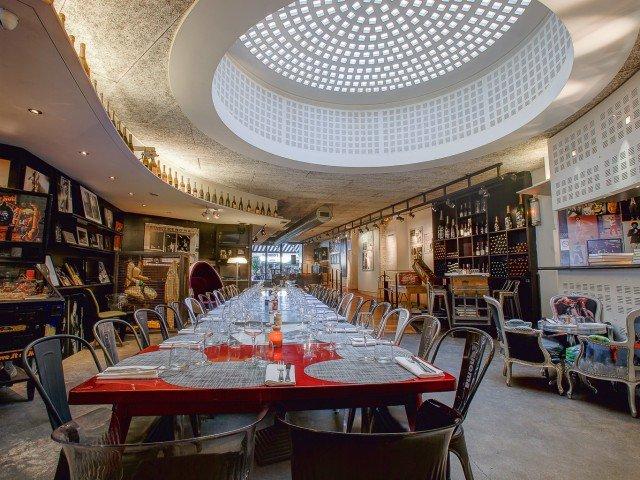Privatisation restaurant dans un lieu atypique pr s du for Restaurant atypique