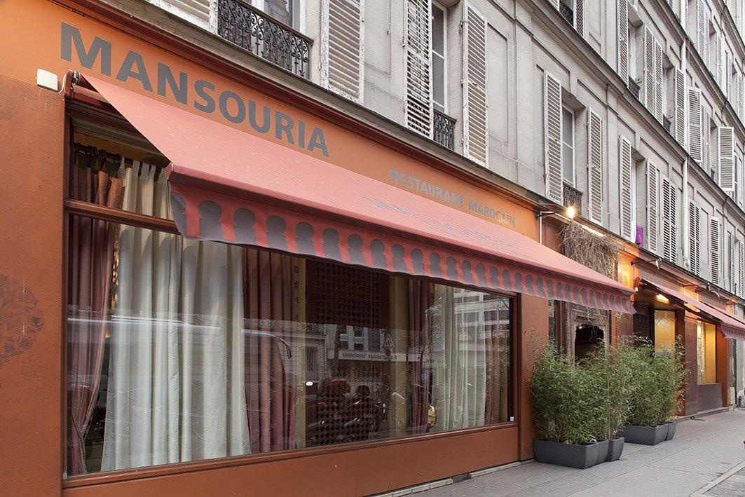 Restaurant Paris Mansouria Découverte