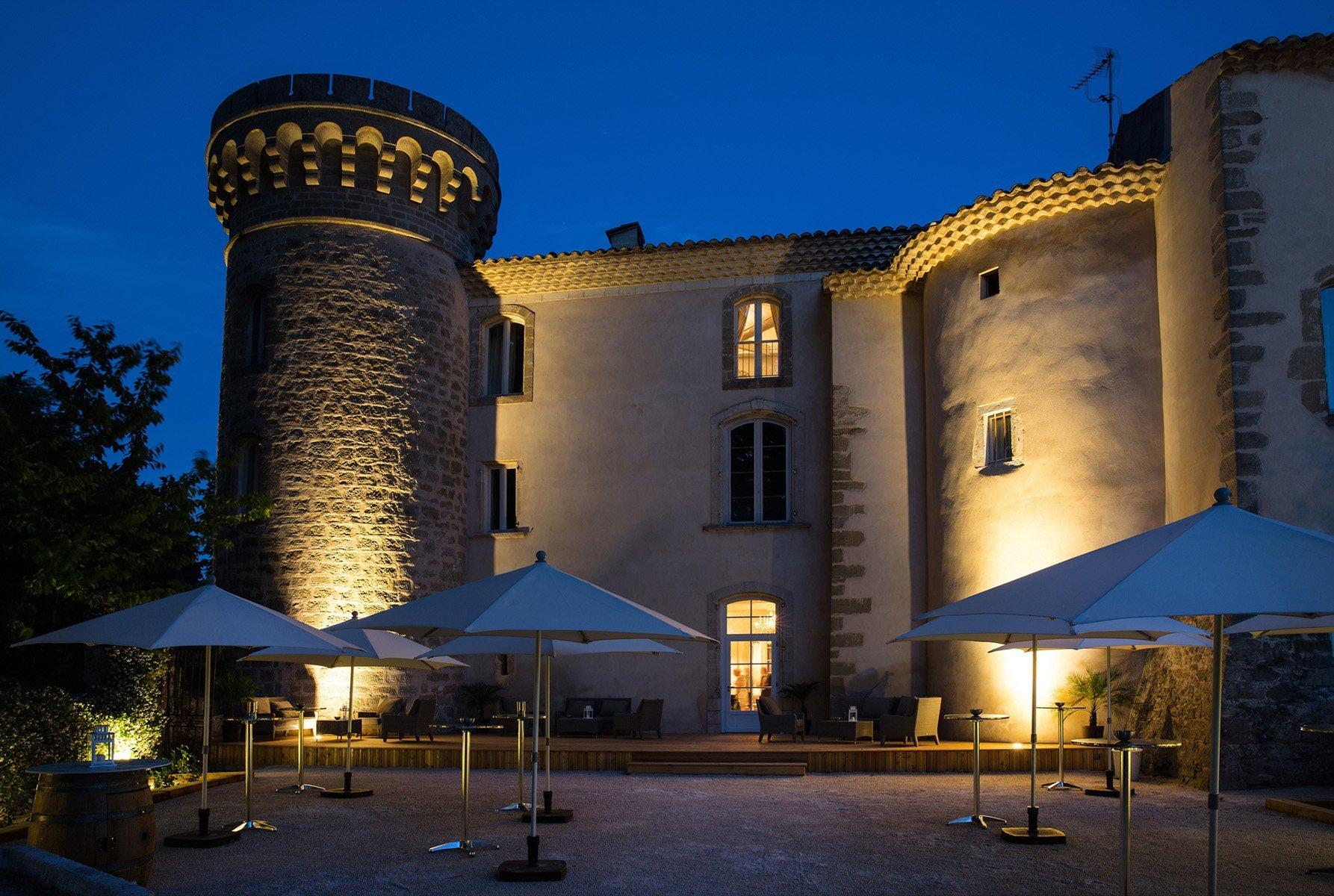 Château de Massillan****