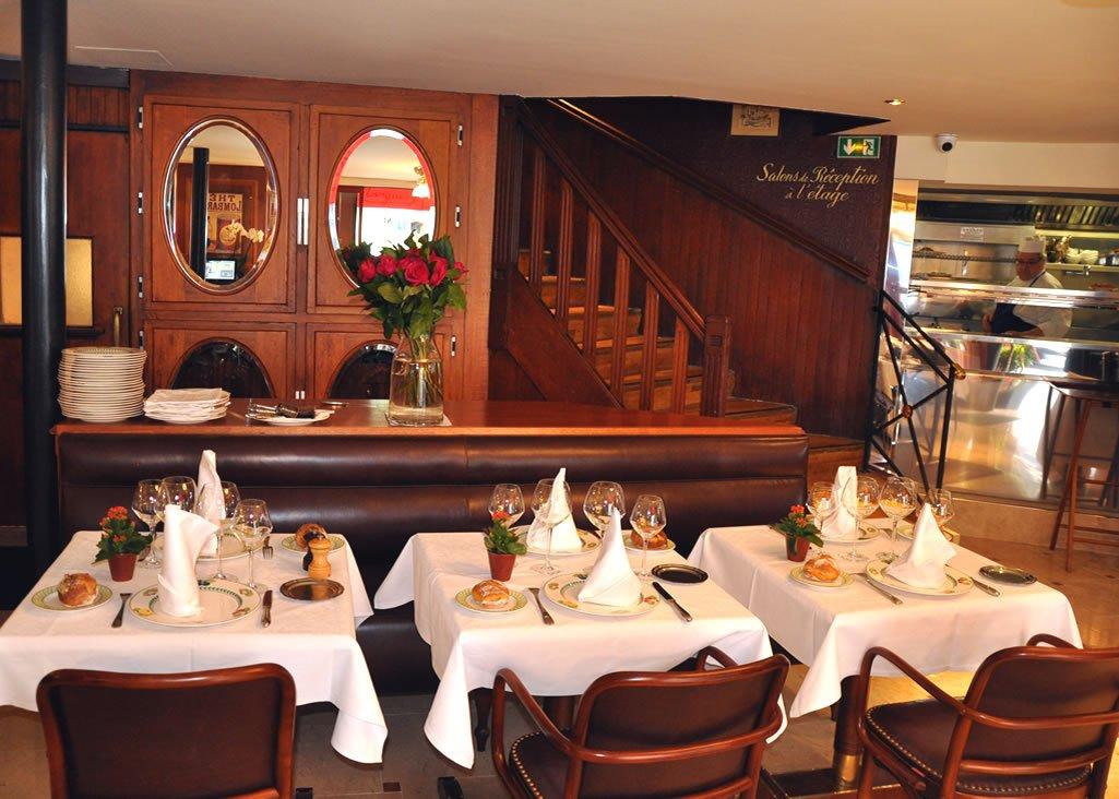 Restaurant Paris Au Petit Marguery Rive Droite
