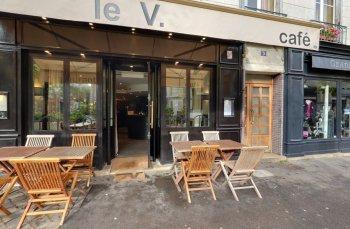 Restaurant Versailles Restaurant Le V