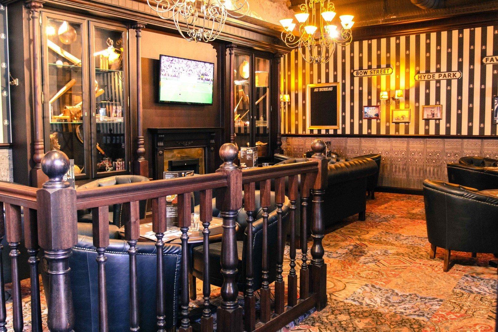 Repas entreprise restaurant façon pub restaurant groupe Suresnes 92