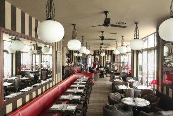 Restaurant Maisons-Alfort Grand Cafe de la Mairie