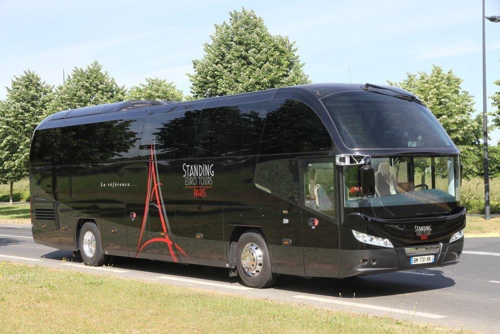 Standing Euro Tours - Service Transfert, Navette