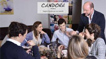 Visite interactive sur les traces du Parfum de Suskind restaurant groupe PARIS 8 75