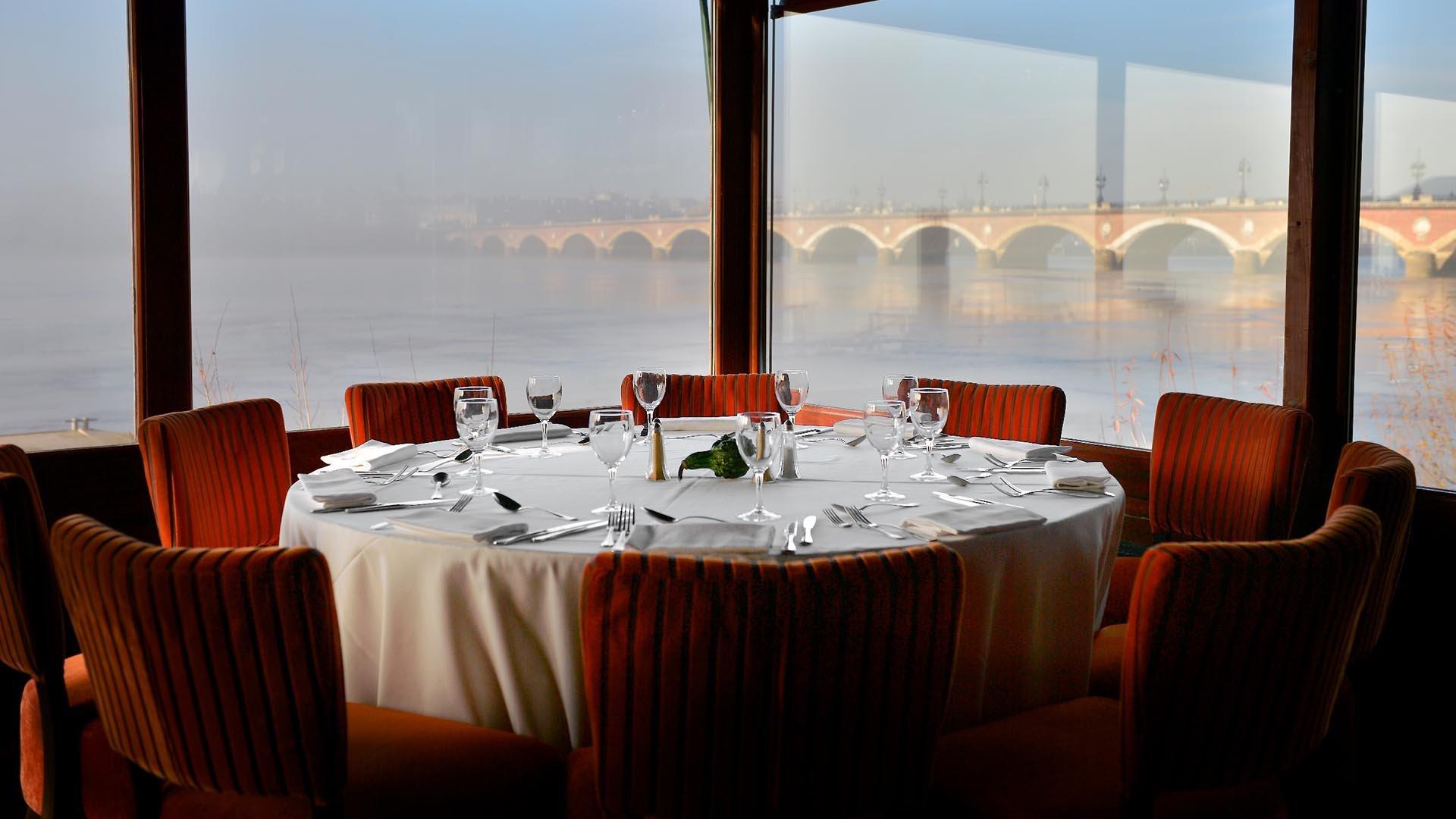 Restaurant Bordeaux Café du Port