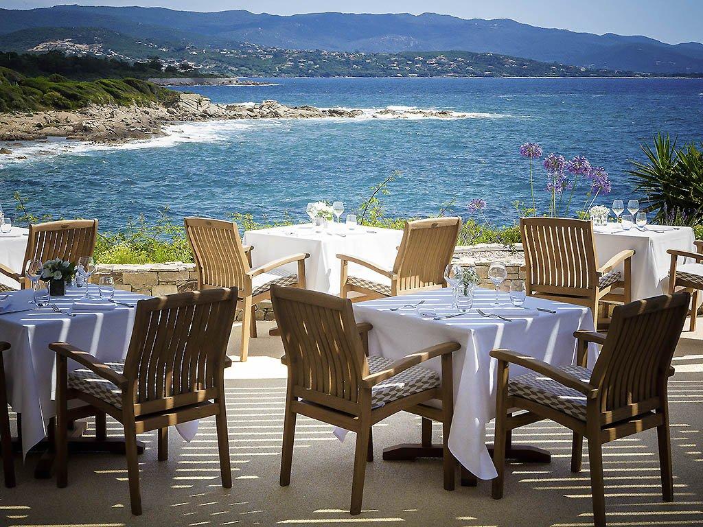 Restaurant La Carte Postale, Sofitel Ajaccio*****