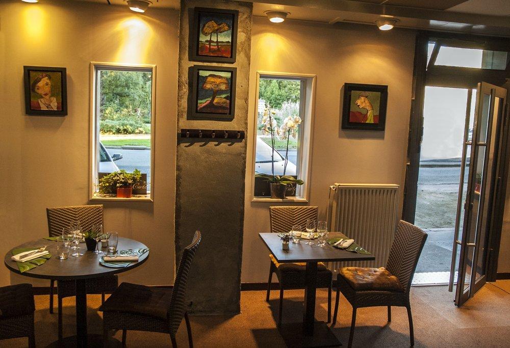 Restaurant  Restaurant République Coté Jardin