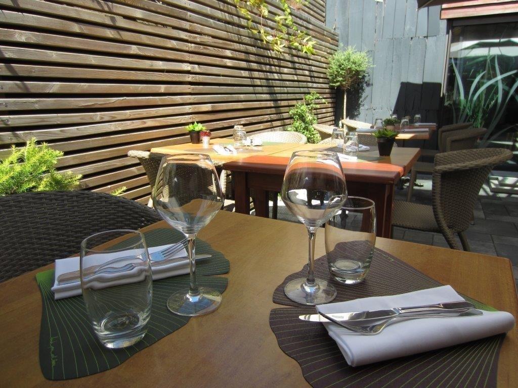 Produit ideal meetings events - Restaurant cote jardin lac 2 ...
