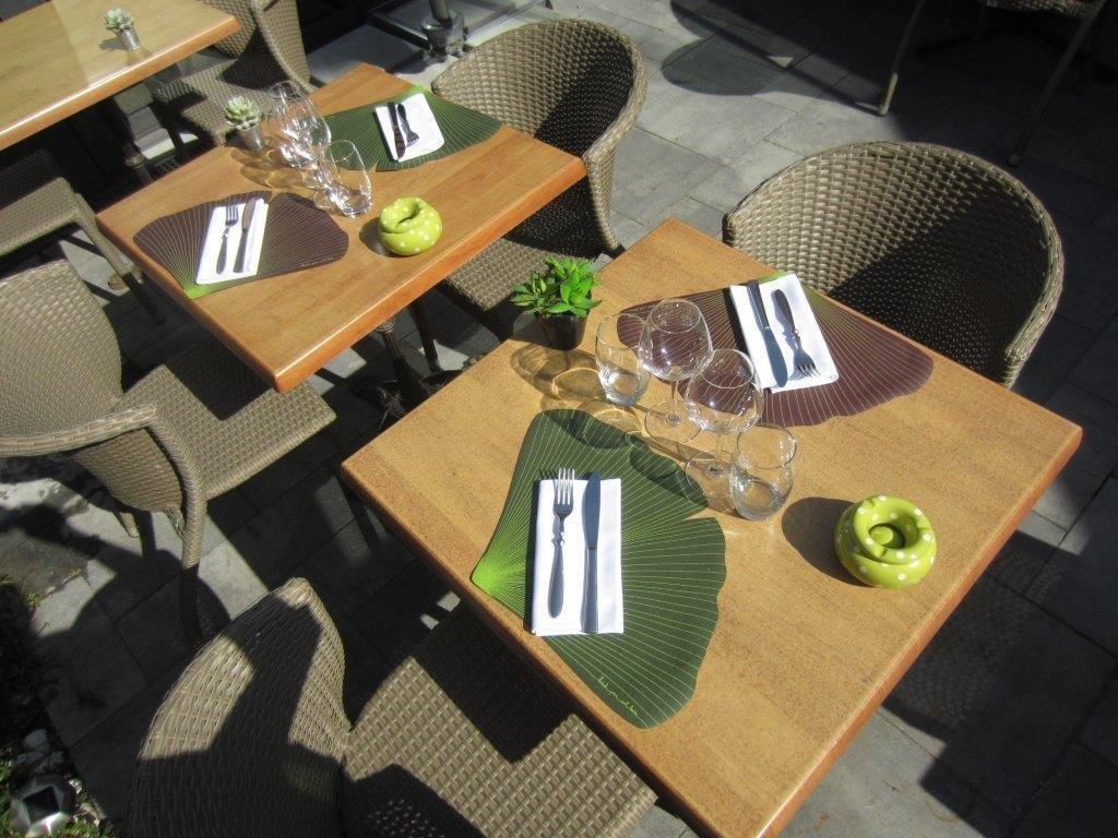 Restaurant République Coté Jardin