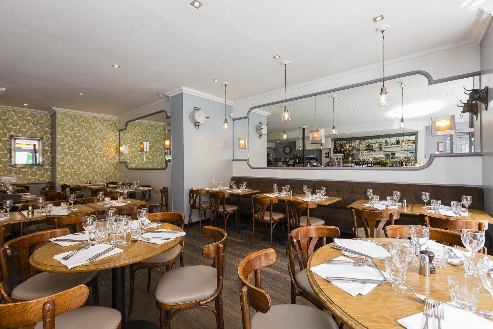 Restaurant Paris Juste le Zinc