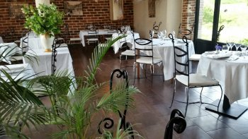Restaurant Saint Hilaire la Gravelle Auberge de Clairefontaine