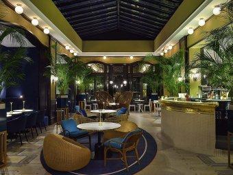 Cocktail dans un hôtel 4 étoiles à l'esprit contemporain restaurant groupe PARIS 10 75