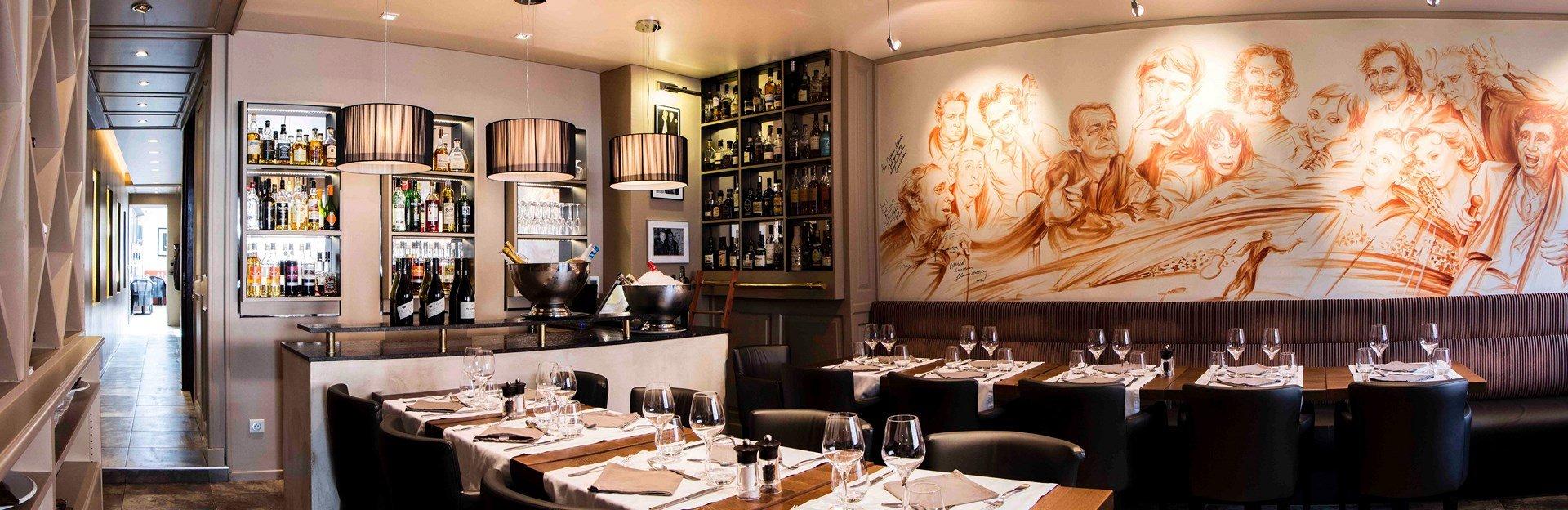Restaurant Toulouse Les Copains d'Abord