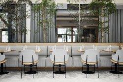Repas entreprise sur les Champs Elysées restaurant groupe PARIS 8 75