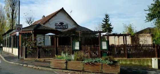 Repas entreprise Restaurant champ�tre /au vert