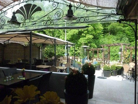 Repas entreprise dans un cadre chaleureux restaurant groupe Chaville 92