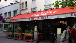 Restaurant Paris Les Deux Stations