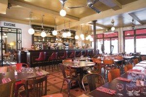 Restaurant Paris Les Deux Stations