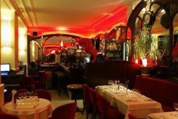 Restaurant Paris Café Barjot