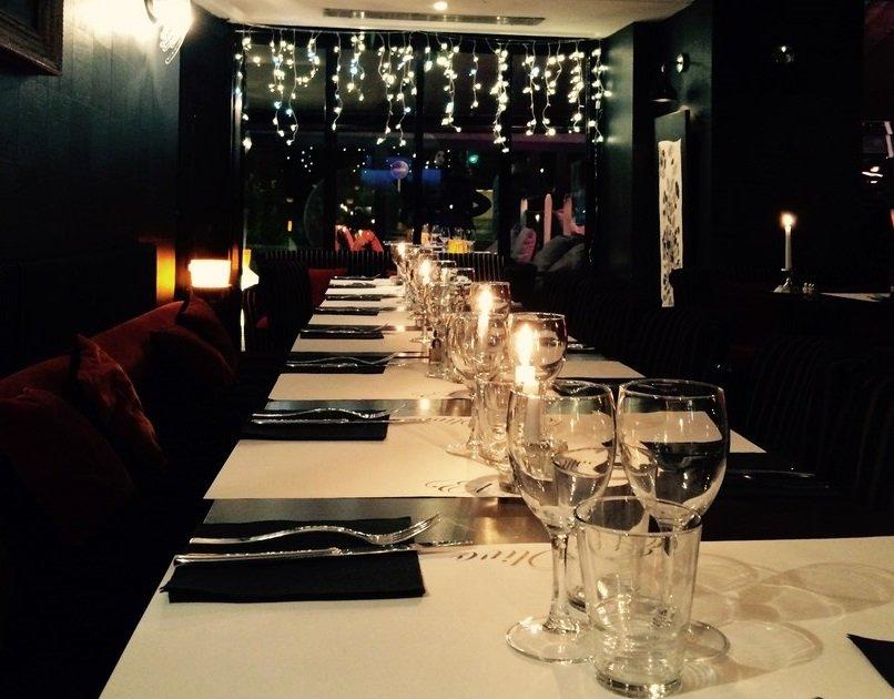 Restaurant Caen El Olivo