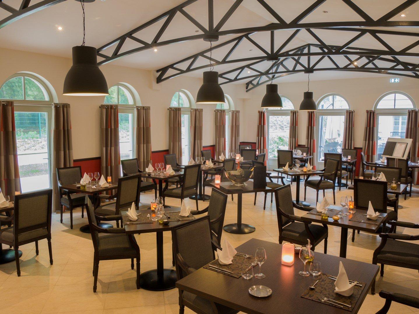 Restaurant Maintenon Le Café Vauban, Castel Maintenon