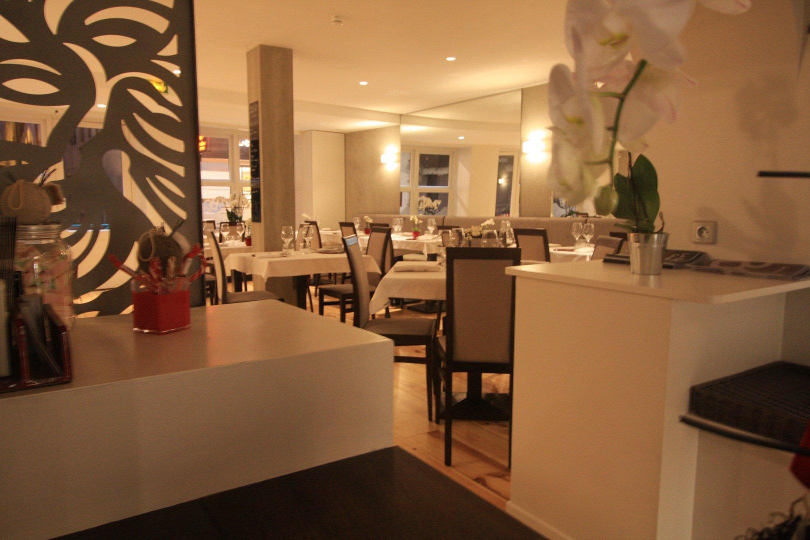 Restaurant Biarritz Le Bistrot Gourmet