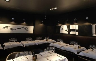 Repas entreprise dans une adresse raffinée restaurant groupe Paris 8