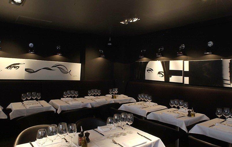 Restaurant Paris La Vinoteca