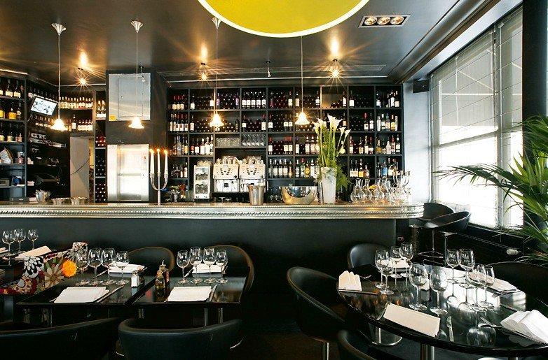 Repas entreprise dans une élégante adresse restaurant groupe Paris 16