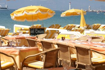 Restaurant Cannes L'Ondine Tentation
