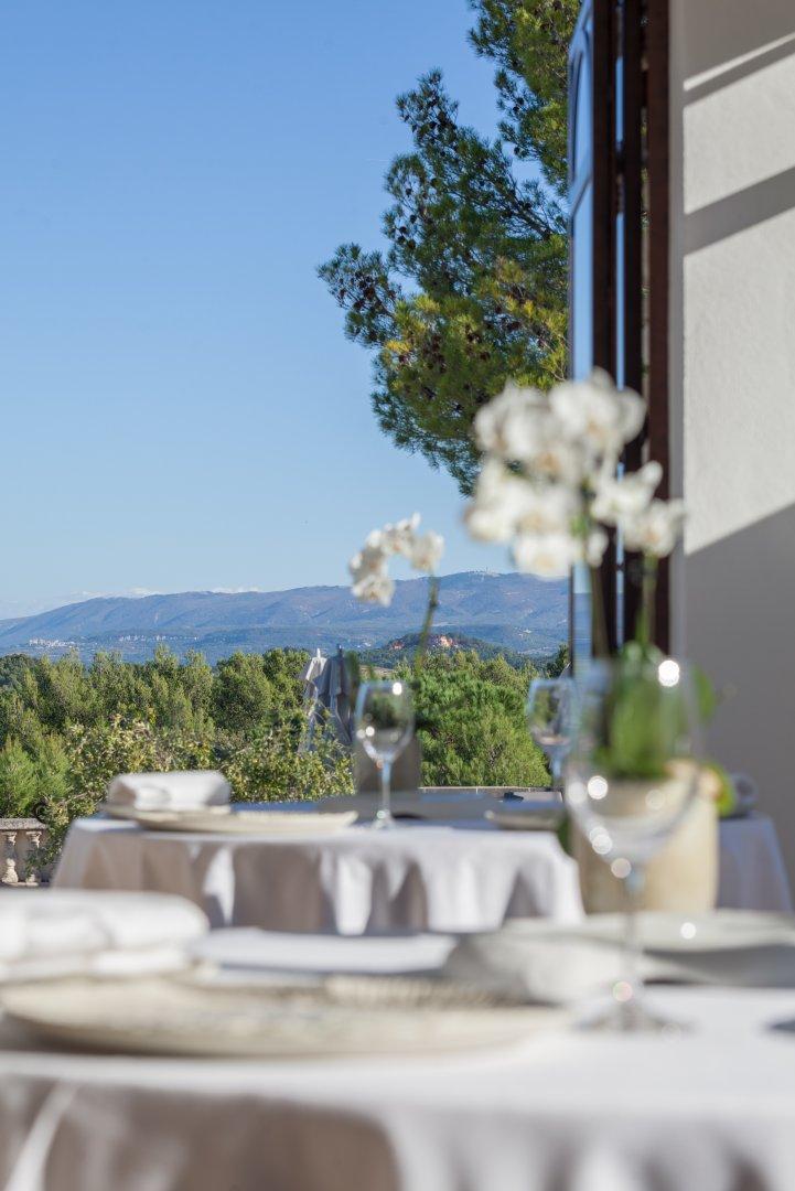 Restaurant Joucas La Table de Xavier Mathieu, Le Phébus & Spa