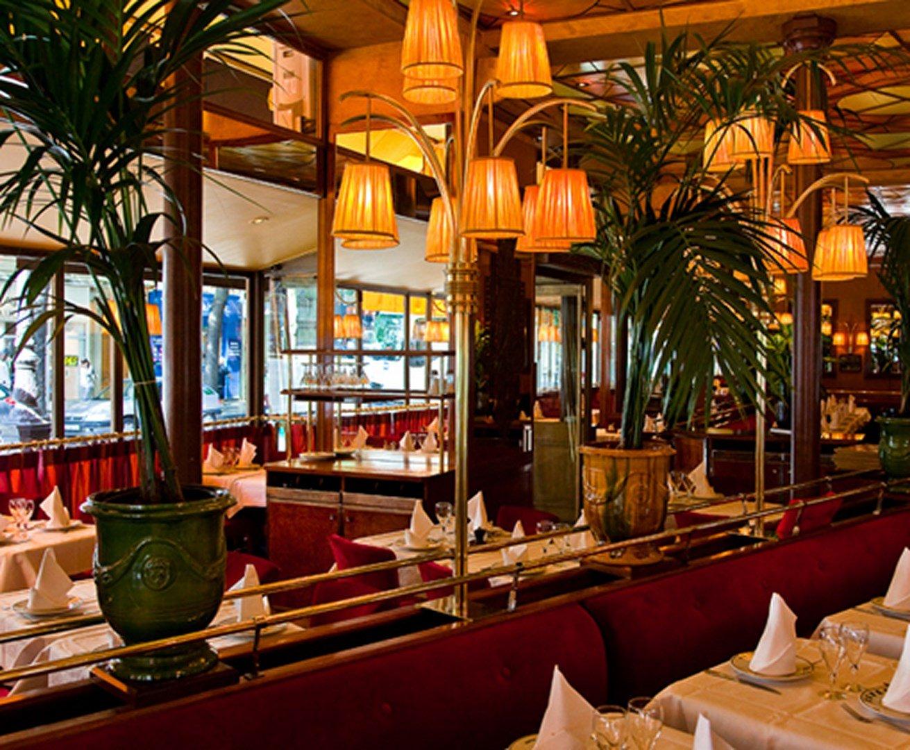Repas entreprise à quelques pas du célèbre Parc Montsouri restaurant groupe PARIS 14 75