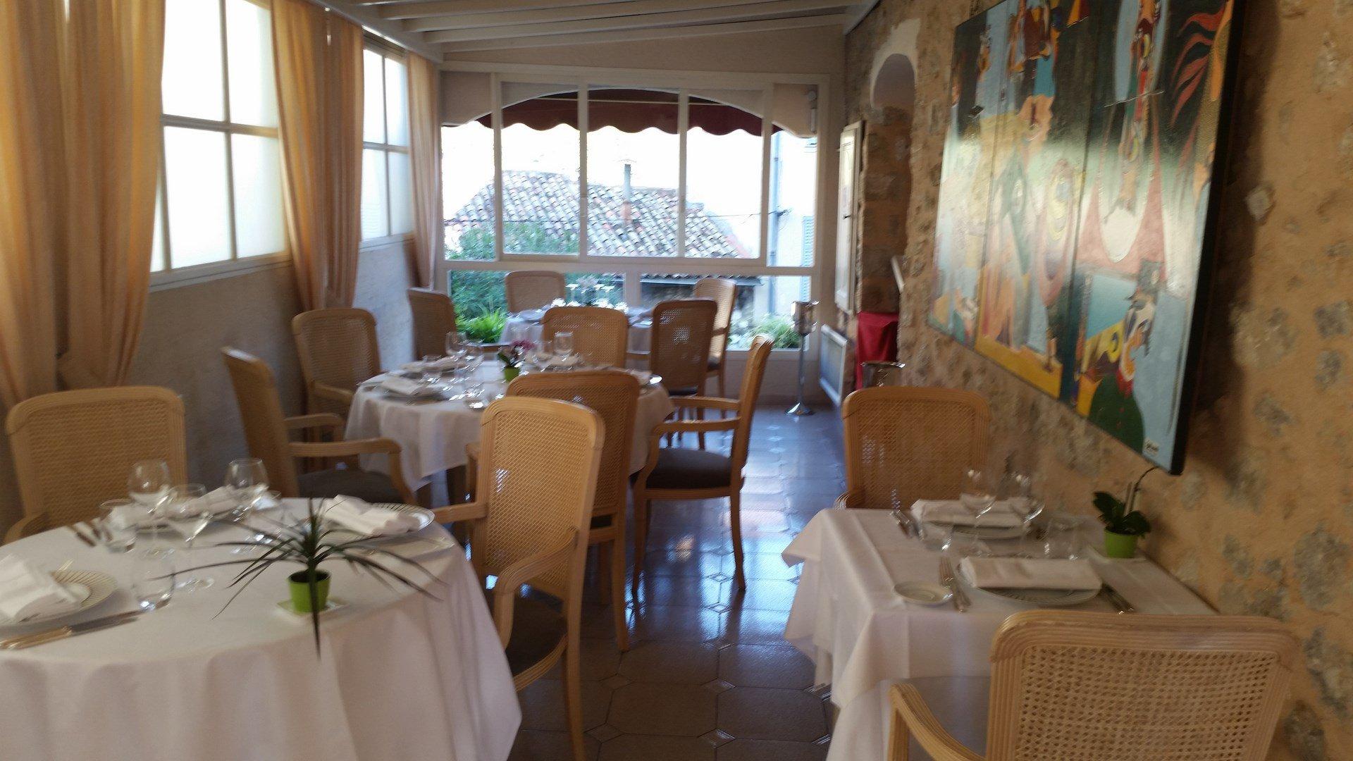 Restaurant Vence L'Ambroisie (06)