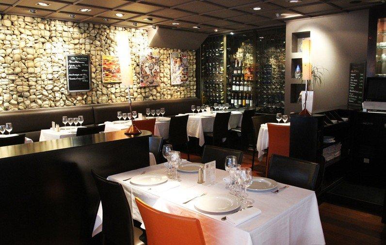 Restaurant Lyon Le Gabion Découverte