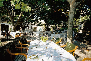 Restaurant Noves Auberge de Noves
