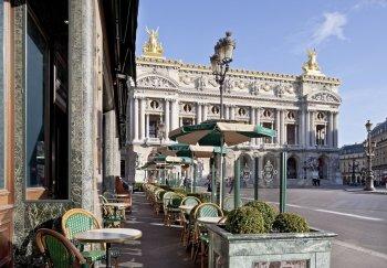 Restaurant Paris Café de la Paix