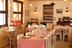 Repas entreprise dans une adresse mythique restaurant groupe Lège Cap Ferret 33