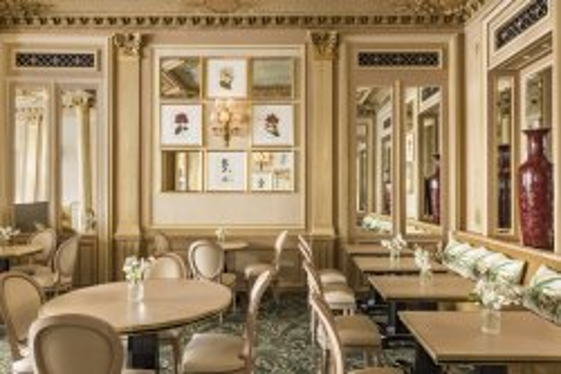 Repas entreprise dans une institution Parisienne restaurant groupe PARIS 9 75