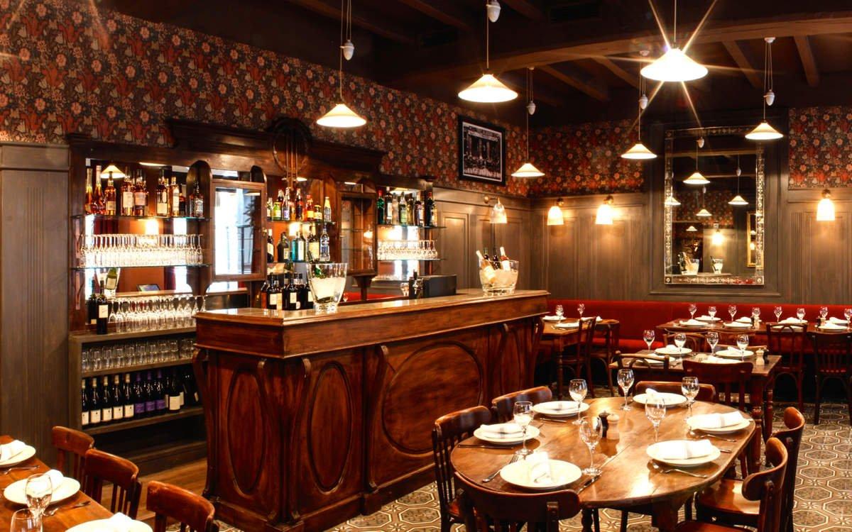 Restaurant Lyon Bistrot d'Abel