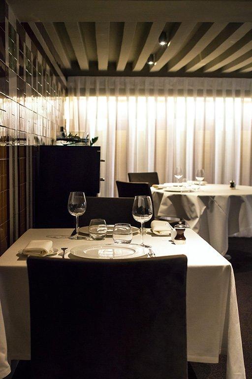 Repas entreprise dans un restaurant étoilé restaurant groupe Lyon 69