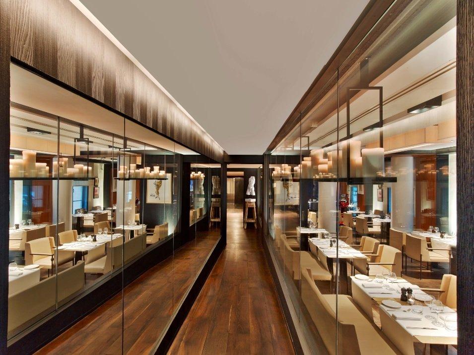 Restaurant Paris Le Metropolitan