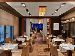 Repas entreprise adresse raffinée et élégante restaurant groupe Paris 16
