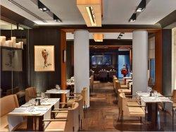 Repas entreprise adresse raffinée et élégante restaurant groupe PARIS 16 75